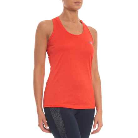 078579a249b60 The North Face Reaxion Amp Tank Top (For Women) in Juicy Red Heather