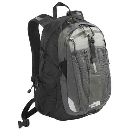The North Face Recon Backpack in Zinc Grey - Closeouts