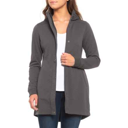 The North Face Recover-Up Jacket (For Women) in Graphite Grey - Closeouts
