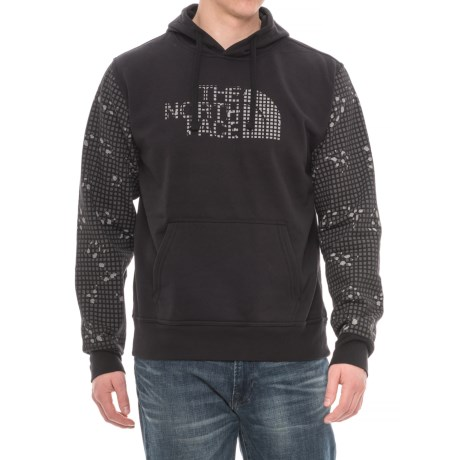 The North Face Reflective Half Dome Hoodie (For Men) in Tnf Black