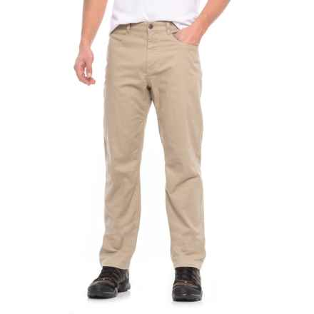 The North Face Relaxed Motion Pants (For Men) in Dune Beige - Closeouts