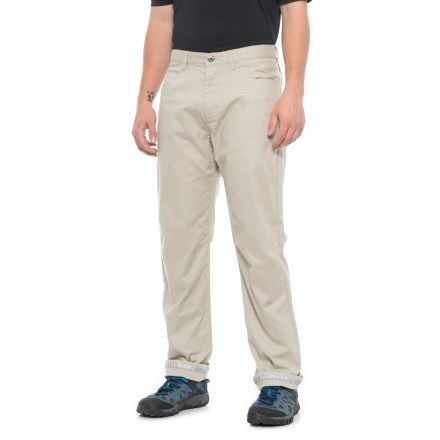 484ac8d3bd The North Face Relaxed Motion Pants (For Men) in Granite Bluff Tan -  Closeouts