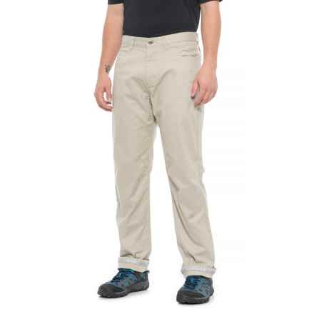 The North Face Relaxed Motion Pants (For Men) in Granite Bluff Tan - Closeouts