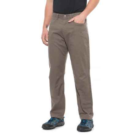 The North Face Relaxed Motion Pants (For Men) in Weimaraner Brown - Closeouts