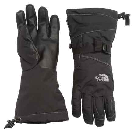 The North Face Revelstoke Etip® Gloves - Waterproof, Insulated (For Women) in Tnf Black - Closeouts