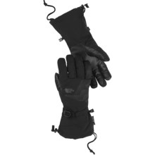 The North Face Revelstoke Etip Gloves - Waterproof, Insulated, Touch-Screen Compatible (For Men) in Tnf Black - Closeouts