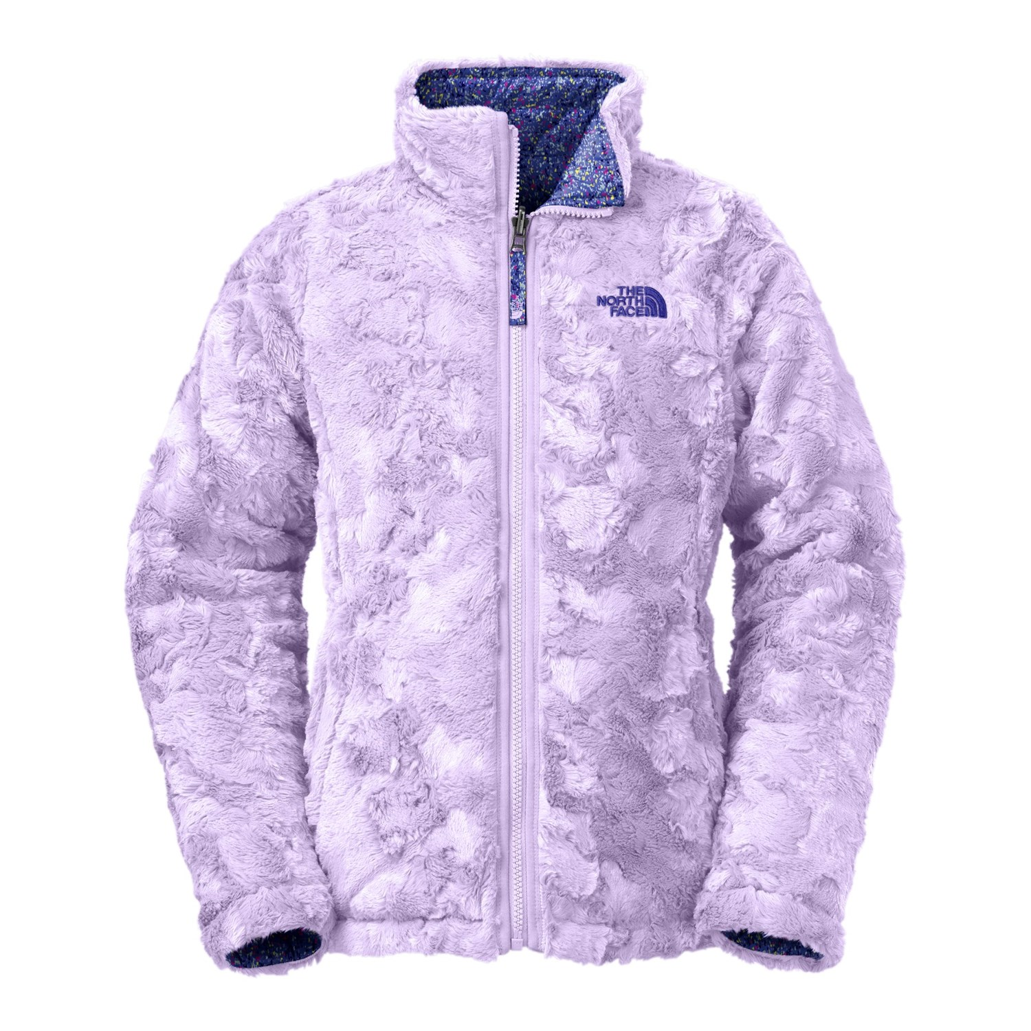 49c6fb6b6 the north face girls' reversible mossbud swirl insulated jacket ...