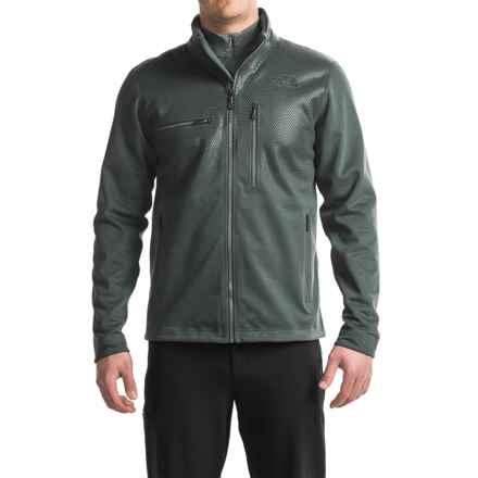The North Face Revolution Denali Jacket (For Men) in Tnf Dark Grey Heather - Closeouts