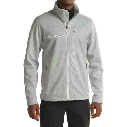 The North Face Revolution Denali Jacket (For Men) in Tnf Light Grey Heather - Closeouts