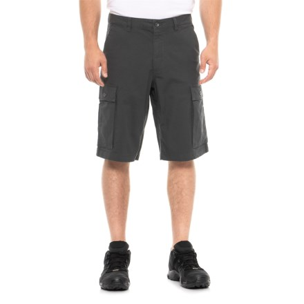 40481001f2 The North Face Rock Wall Cargo Shorts (For Men) in Asphalt Grey - Closeouts