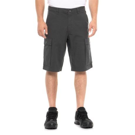 17db4437ff The North Face Rock Wall Cargo Shorts (For Men) in Asphalt Grey