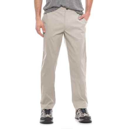 The North Face Rockaway Pants (For Men) in Granite Bluff Tan - Closeouts