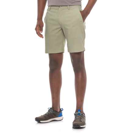 The North Face Rockaway Shorts (For Men) in Granite Bluff Tan - Closeouts