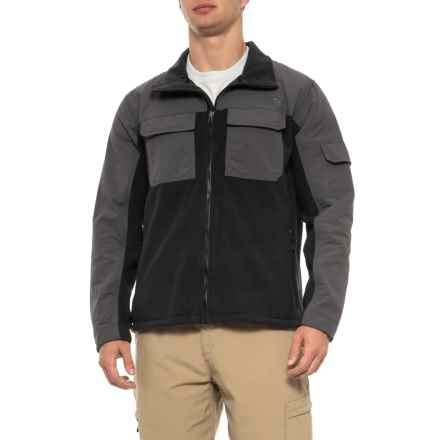 bf38b7ae2a28 The North Face Salinas Jacket (For Men) in Graphite Grey - Closeouts