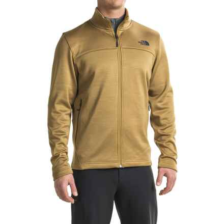 The North Face Schenley Jacket (For Men) in Dijon Brown Heather - Closeouts