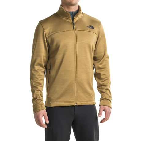 The North Face Schenley Jacket (For Men) in Dijon Brown Heather