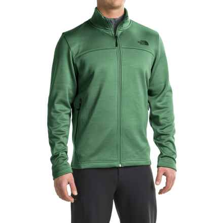 The North Face Schenley Jacket (For Men) in Duck Green Heather - Closeouts