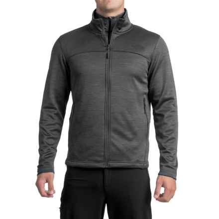 The North Face Schenley Jacket (For Men) in Tnf Dark Grey Heather - Closeouts