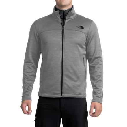 The North Face Schenley Jacket (For Men) in Tnf Medium Grey Heather - Closeouts