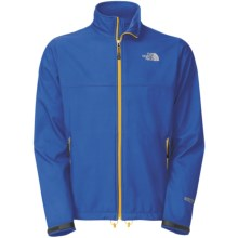 The North Face Sentinel Windstopper® Jacket - Soft Shell (For Men) in Jake Blue - Closeouts