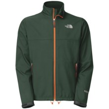 The North Face Sentinel Windstopper® Jacket - Soft Shell (For Men) in Noah Green - Closeouts