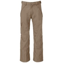 The North Face Seymore Ski Pants - Waterproof (For Men) in Brindle Brown - Closeouts