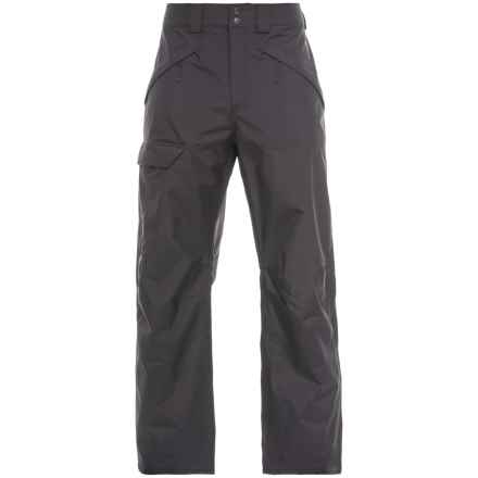 The North Face Seymore Ski Pants - Waterproof (For Men) in Tnf Black - Closeouts
