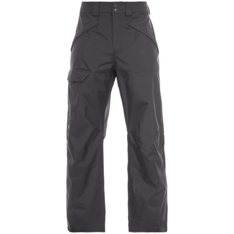 The North Face Seymore Ski Pants - Waterproof (For Men) in Tnf Black