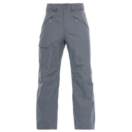The North Face Seymore Ski Pants - Waterproof (For Men) in Turbulence Grey - Closeouts