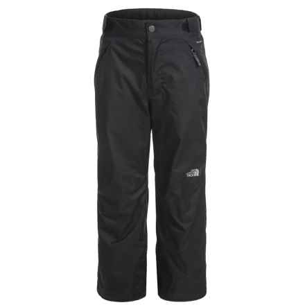The North Face Snowquest Triclimate® 3-in-1 Snow Pants - Waterproof (For Little and Big Boys) in Tnf Black/Graphite Grey - Closeouts