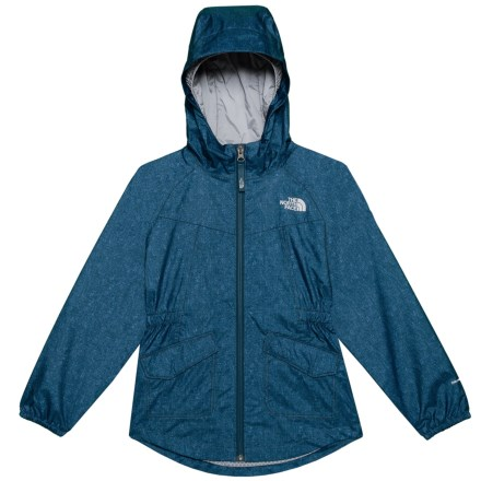 The North Face Sophie Rain Parka - Waterproof (For Little and Big Girls) in 3ce1aafd5