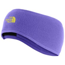 The North Face Standard Issue Fleece Ear Band (For Little and Big Kids) in Starry Purple - Closeouts