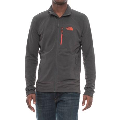 The North Face Storm Shadow 2 Polartec® Jacket (For Men) in Asphalt Grey
