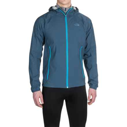 The North Face Stormy Trail Jacket - Waterproof (For Men) in Shady Blue - Closeouts