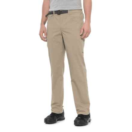The North Face Straight Paramount 3.0 Pants (For Men) in Dune Beige - Closeouts
