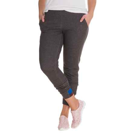 The North Face Street Lounge Pants (For Women) in Tnf Dark Grey Heather - Closeouts