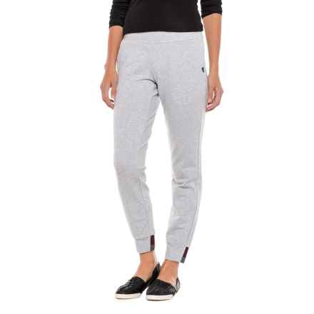 The North Face Street Lounge Pants (For Women) in Tnf Light Grey Heather - Closeouts
