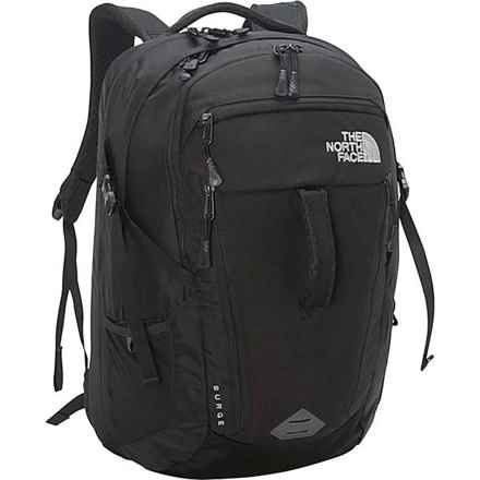 The North Face Surge 31L Backpack (For Women) in Tnf Black - Closeouts