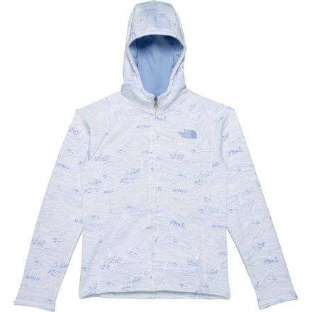 b9bd089c1 The North Face Surgent 2.0 Hoodie - Full Zip (For Little and Big Girls)