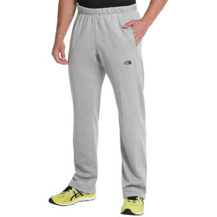 The North Face Surgent Fleece Pants (For Men) in Tnf Light Grey Heather - Closeouts