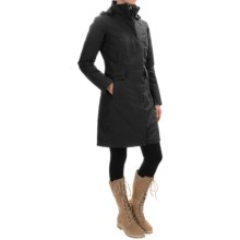 The North Face Suzanne Triclimate® Down Coat - Waterproof, 550 Fill Power, 3-in-1 (For Women) in Tnf Black/Tnf Black - Closeouts