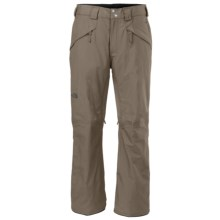 The North Face Switch It Reversible Ski Pants - Waterproof (For Men) in Brindle Brown - Closeouts