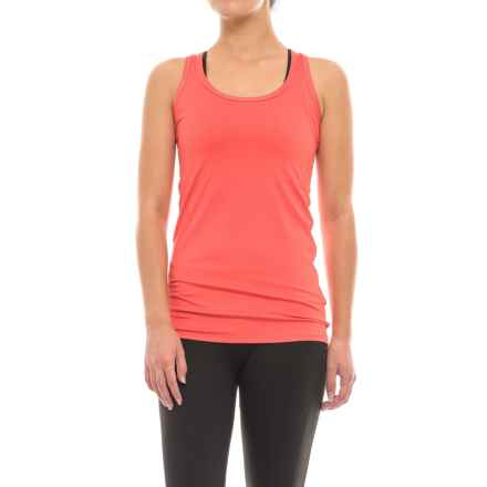 The North Face T Lite Tank Top (For Women) in Cayenne Red - Closeouts