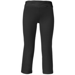 The North Face Tadasana VPR Capris (For Women) in Tnf Black