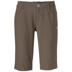 The North Face Taggart Long Shorts (For Women) in Weimaraner Brown