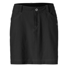 The North Face Taggart Skort - Stretch Nylon (For Women) in Tnf Black - Closeouts