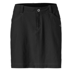 The North Face Taggart Skort - Stretch Nylon (For Women) in Tnf Black
