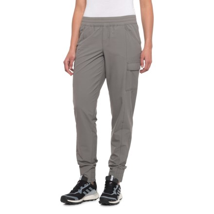 f110b7a3a952 The North Face Tech Sheltay Pants (For Women) in Pache Grey