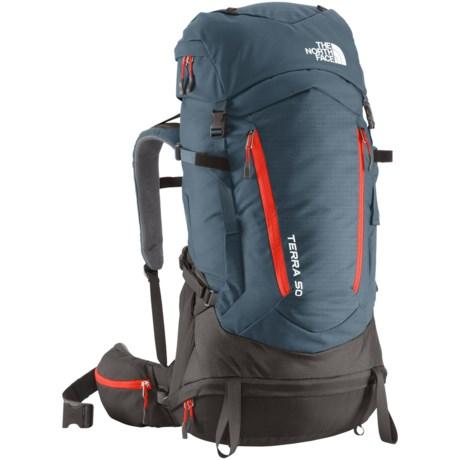 The North Face Terra 50 Reviews - Trailspace.com