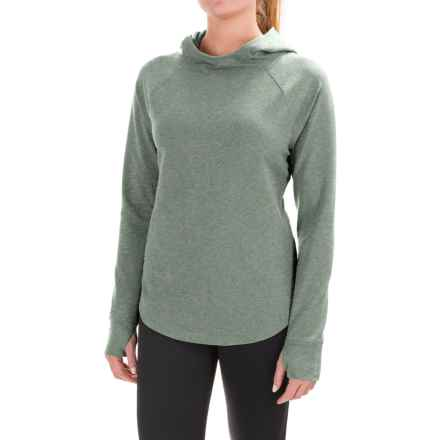 The North Face The Hoodster Hoodie (For Women) in Darkest Spruce Heather - Closeouts